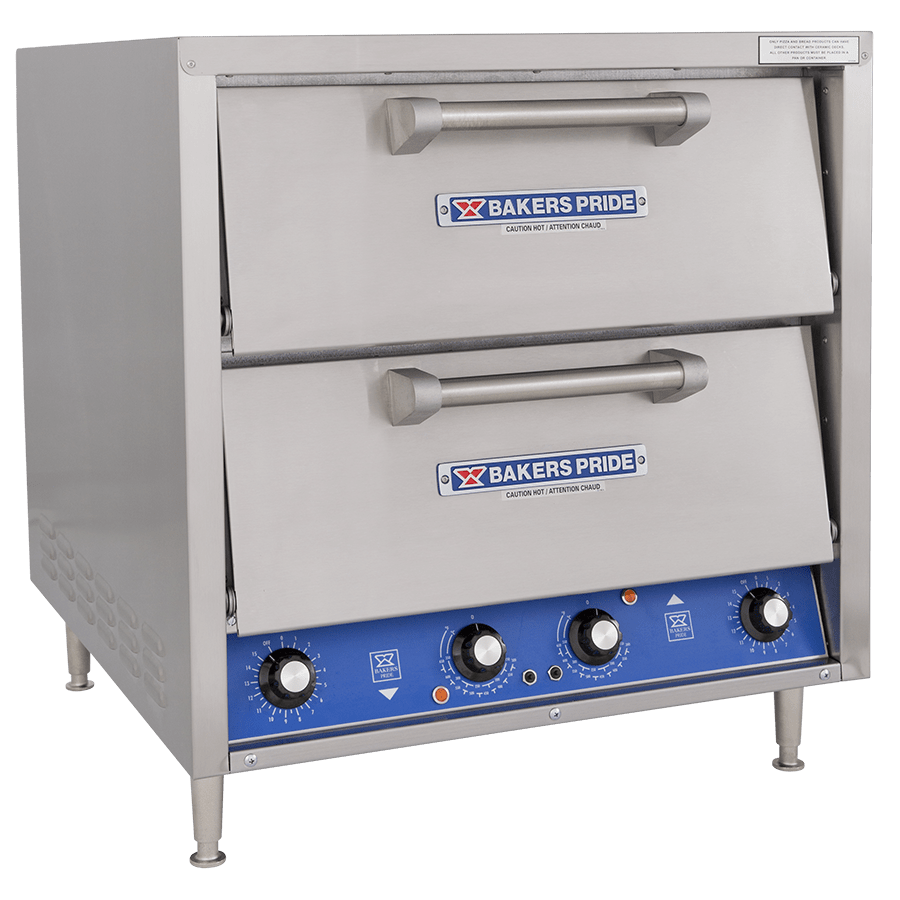 DP-2 Hearthbake Series All-Purpose, Electric Commercial Ovens : DP-2BL