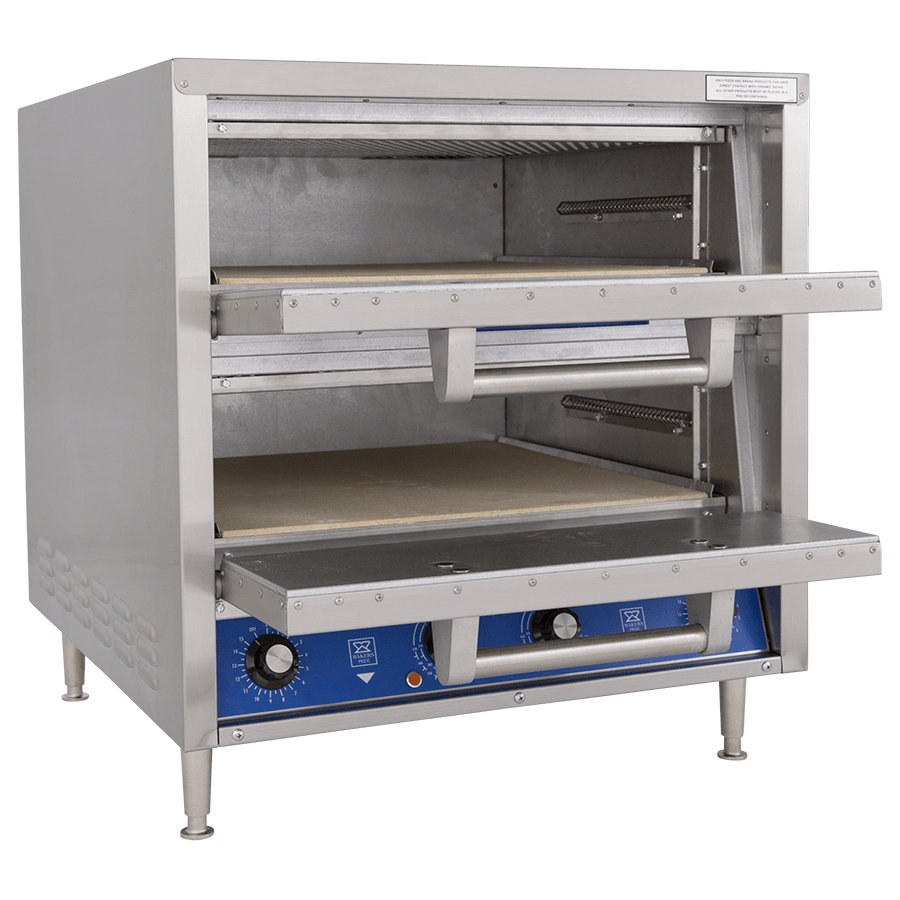 DP-2 Hearthbake Series All-Purpose, Electric Commercial Ovens : DP-2
