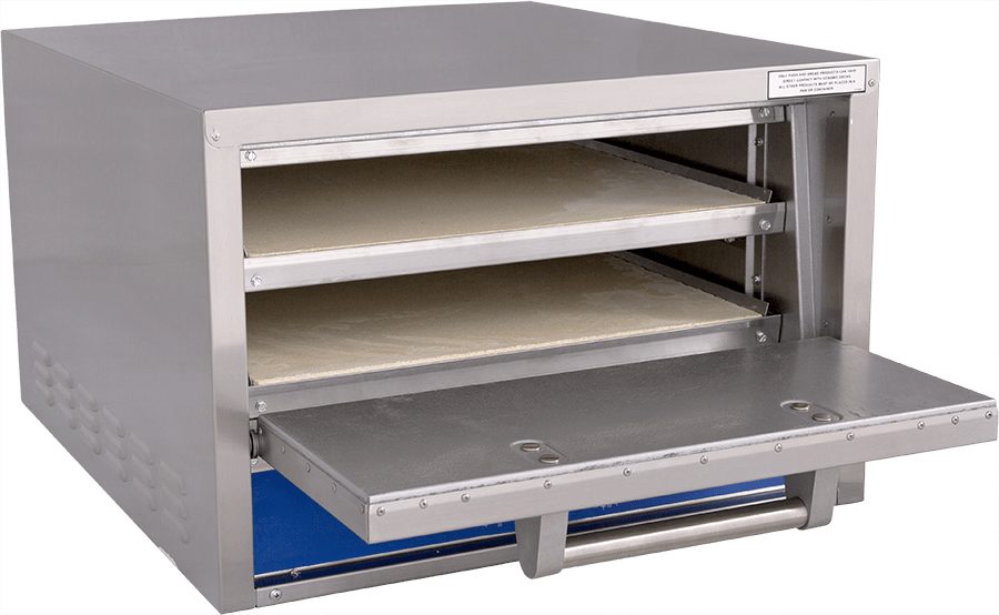 P22 Hearthbake Series Commercial Electric Pizza & Pretzel Ovens : P22-BL