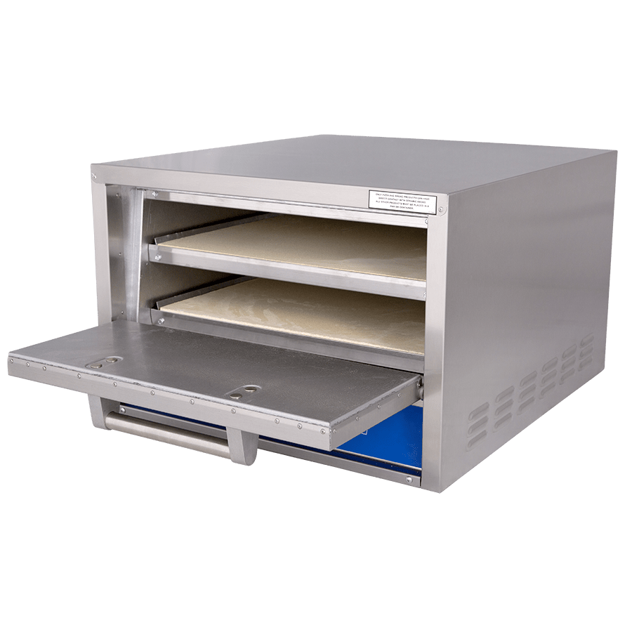 P22 Hearthbake Series Commercial Electric Pizza & Pretzel Ovens : P22S