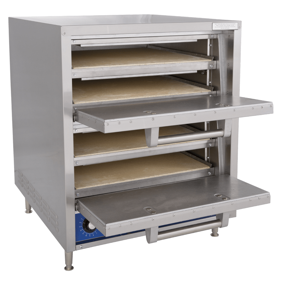 P44 Hearthbake Series Commercial Electric Pizza & Pretzel Ovens : P44-BL
