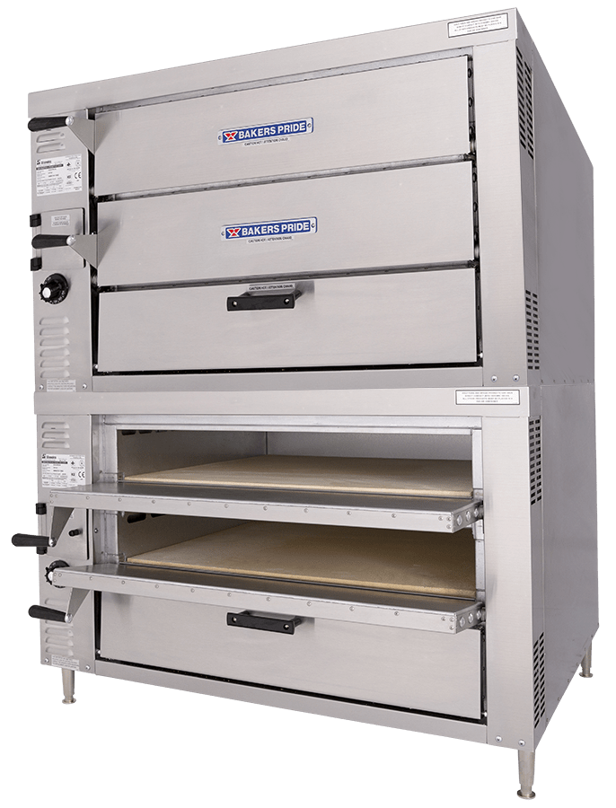 GP Hearthbake Series Commercial Gas Pizza & Baking Ovens : GP62